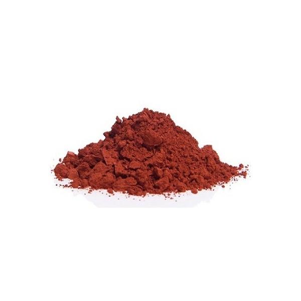 Pigment ocre rouge de bourgogne le moulin couleurs - Couleur ocre rouge ...
