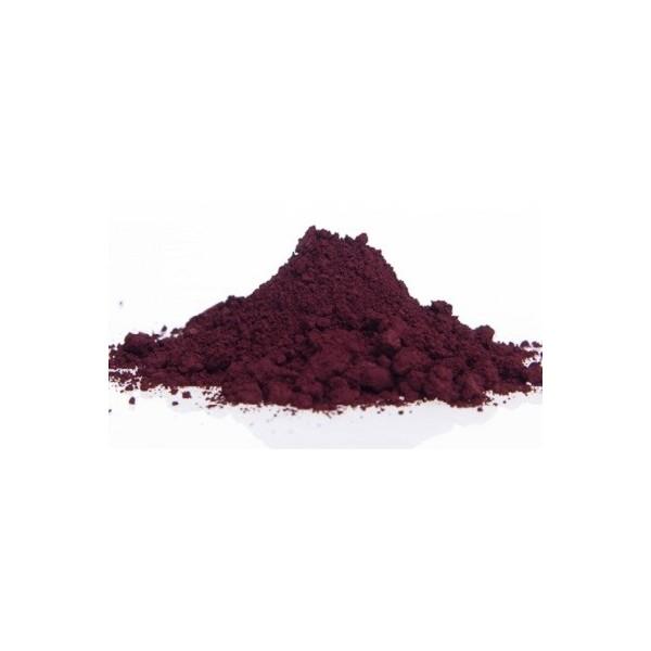 pigment oxyde de fer rouge framboise le moulin couleurs terres colorantes pigments. Black Bedroom Furniture Sets. Home Design Ideas