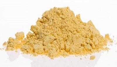 Golden yellow N°7612