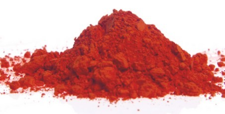 Pigment Mine Orange factice