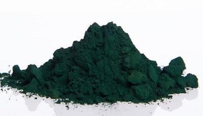 Pigment Vert M.C. (Moulin à Couleurs) Vert Mousse  6411