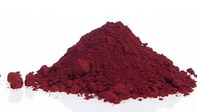Pigment Oxyde de Fer Rouge AV