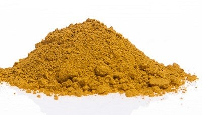 YELLOW IRON OXIDE MUSTARD